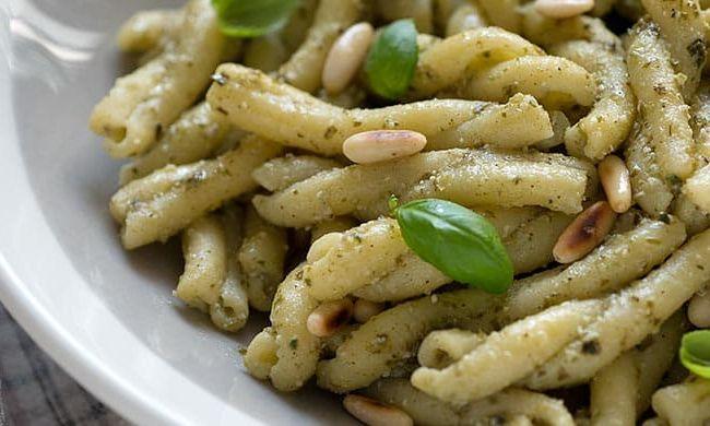 Pesto, Pasta & Sugo